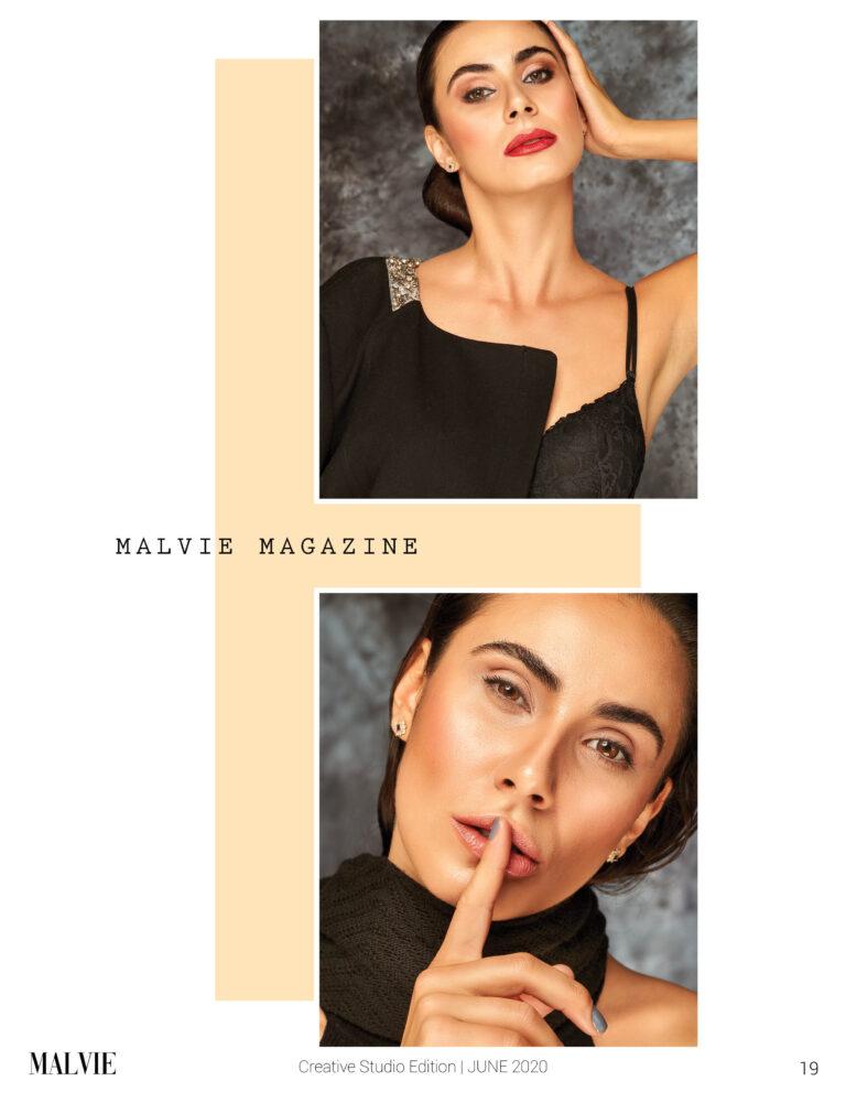 MALVIE Mag - Creative Studio Edition Vol. 24 JUNE 202019