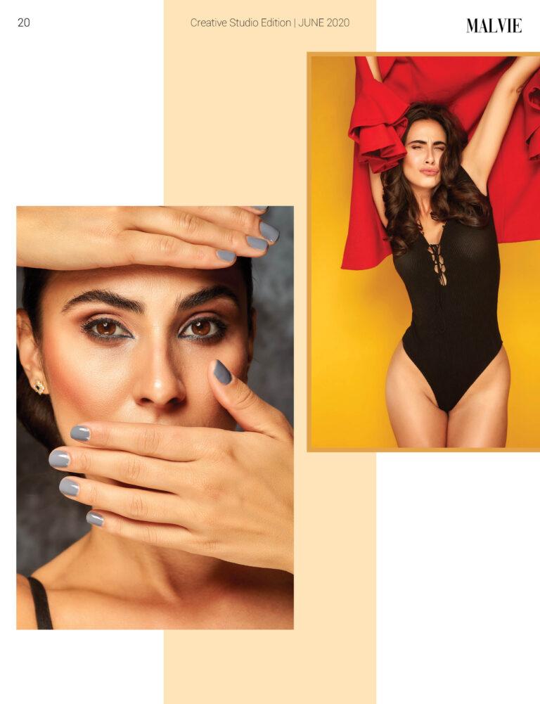 MALVIE Mag - Creative Studio Edition Vol. 24 JUNE 202020